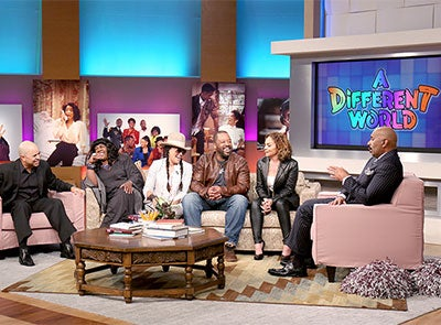 'A Different World' Cast Reunited and All of Our Nostalgia Dreams Came True