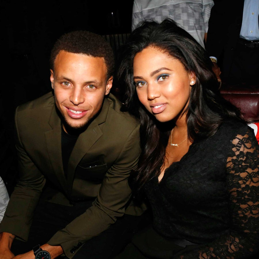 Steph Curry Taking Out Ayesha Curry's Weave Is #Goals