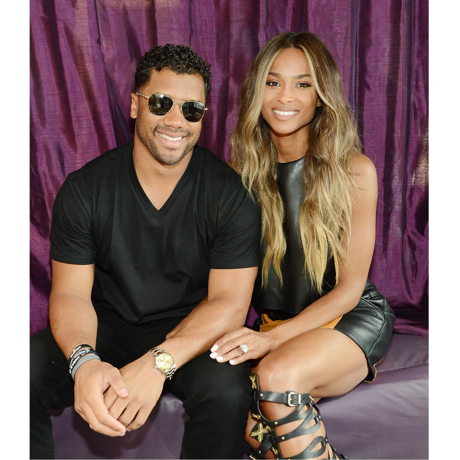 Russell Wilson: 'If You're Dating A Woman Out of Your League, Ask Her to Marry You'