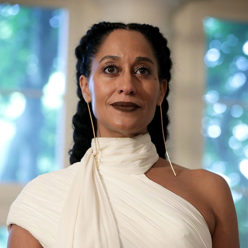 We're Totally Obsessed With Tracee Ellis Ross' Braids at the White House State Dinner