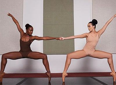 Meet the Designer Making More Inclusive Nude Options for Dancers of Color