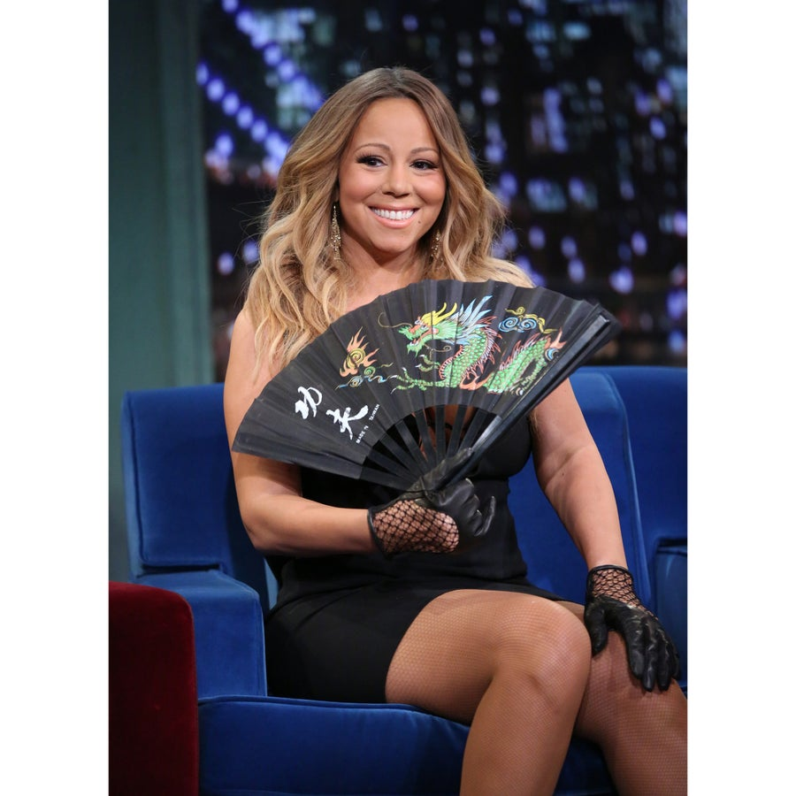 Mariah Carey May Ditch the White Gown the Third Time Around