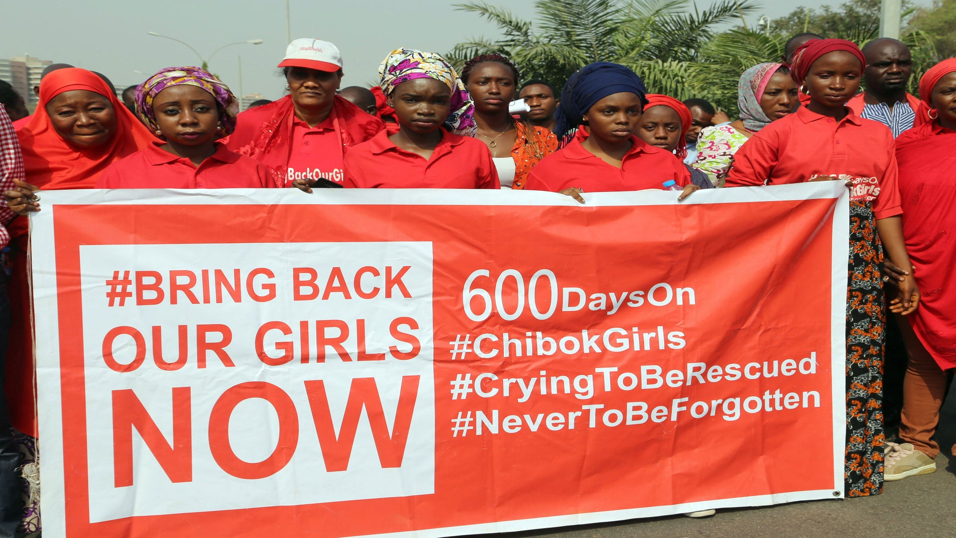 One Of The Chibok School Girls Kidnapped By Boko Haram Has Been Found Safe