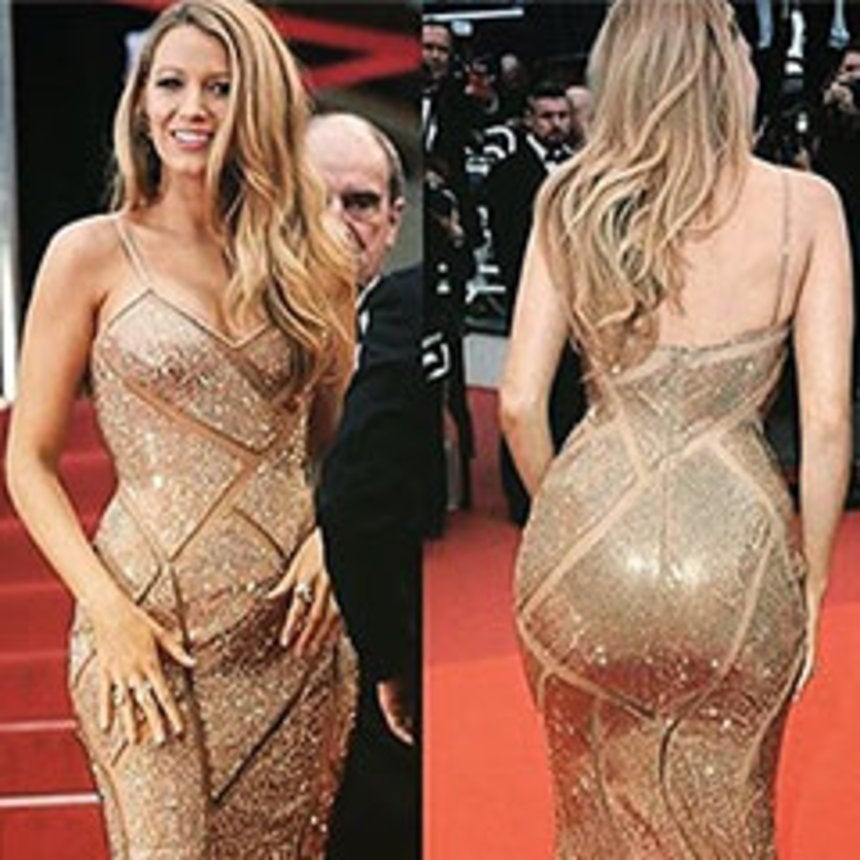 Twitter Cringes at Blake Lively's 'Oakland Booty'