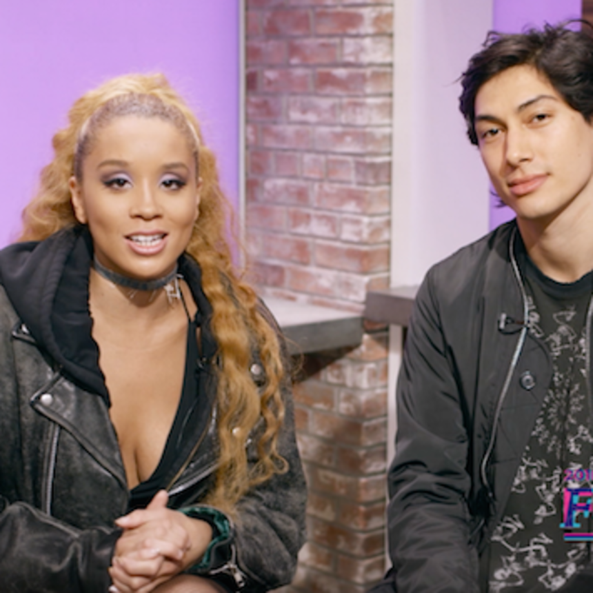 R&B Real Talk with Lion Babe