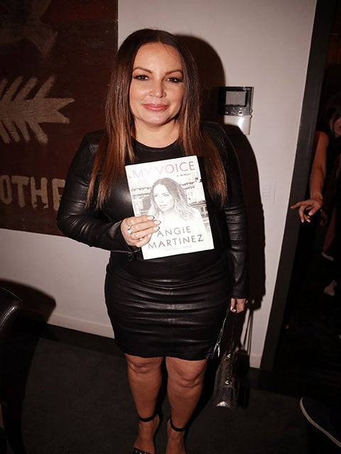 Angie Martinez Reveals She Once Got Into a Fight with Wendy Williams