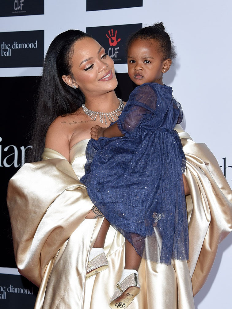 Watch Rihanna's 1-Year-Old Cousin's Adorable Impression of Her Auntie 'Wobyn'