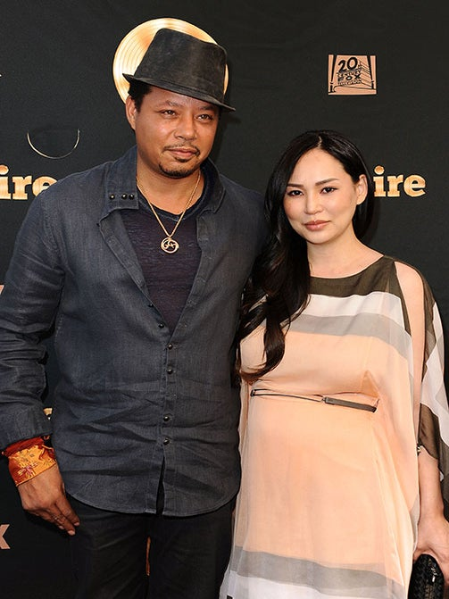 Terrence Howard and His Wife Mira are Expecting Baby Number Two
