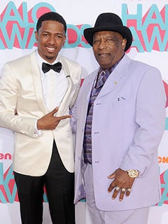 Nick Cannon's Grandfather Passes Away