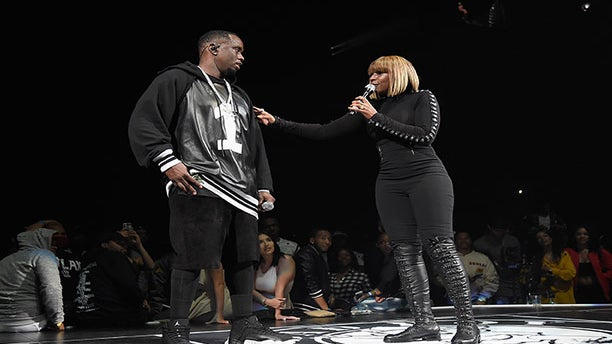Diddy Says There Would Be No Bad Boy Without Mary J. Blige