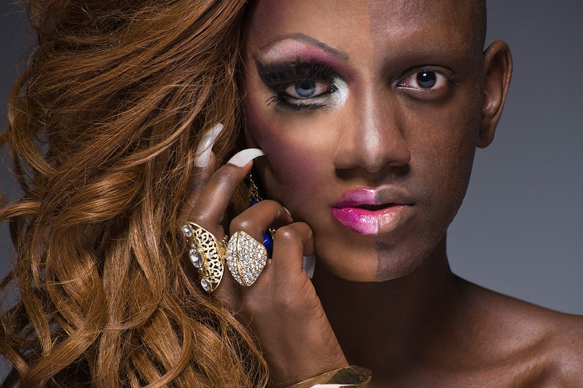 13 Stunning Photos of Men in Half-Drag That You Absolutely Have to See - Essence