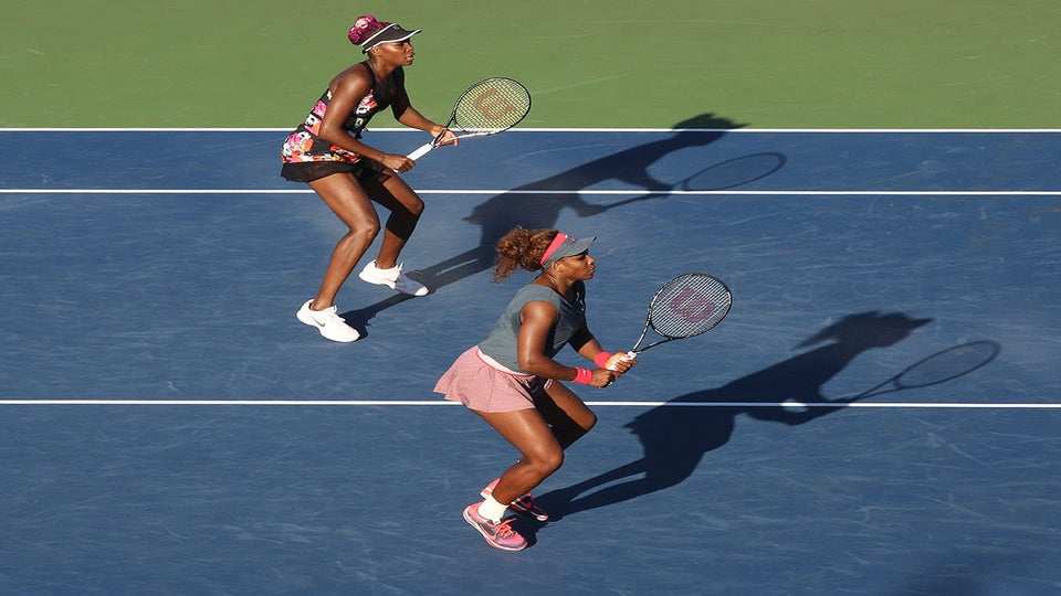 Venus and Serena Williams Will Compete as a Team for The First Time in Years at the 2016 French Open