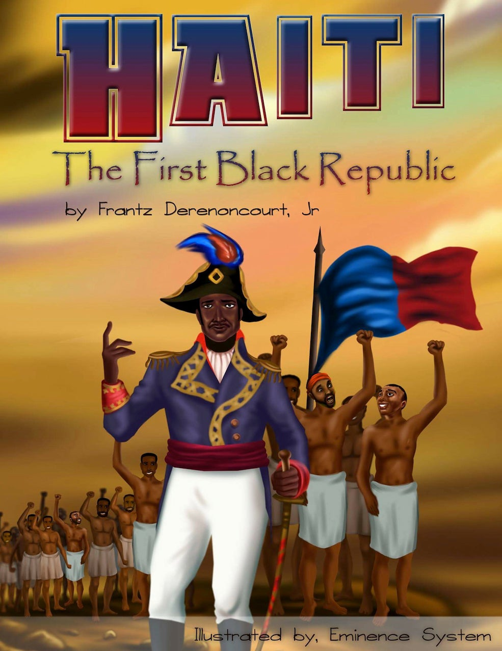 Author Writes Children's Book About the Haitian Revolution