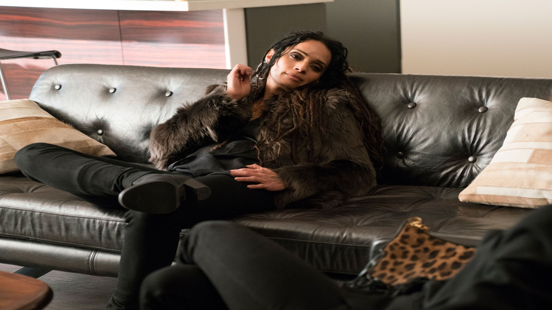 Get Your First Look at Lisa Bonet in Showtime's 'Ray Donovan'
