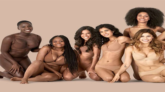 This New Lingerie Line Offers Your Perfect Shade of Nude