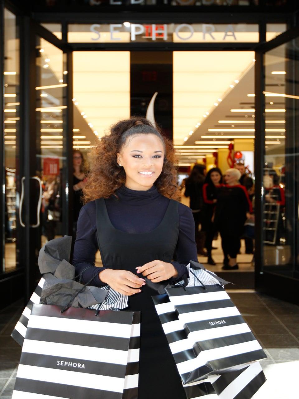 Sephora Helps Curly Girls Find Their Favorites