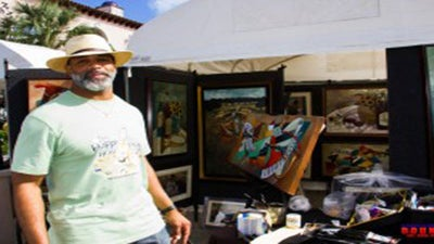 VENDOR SPOTLIGHT: Meet Sidney Carter of Sidney's Creations