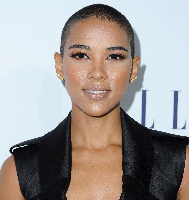 Alexandra Shipp Says Every Woman Should Shave Her Head