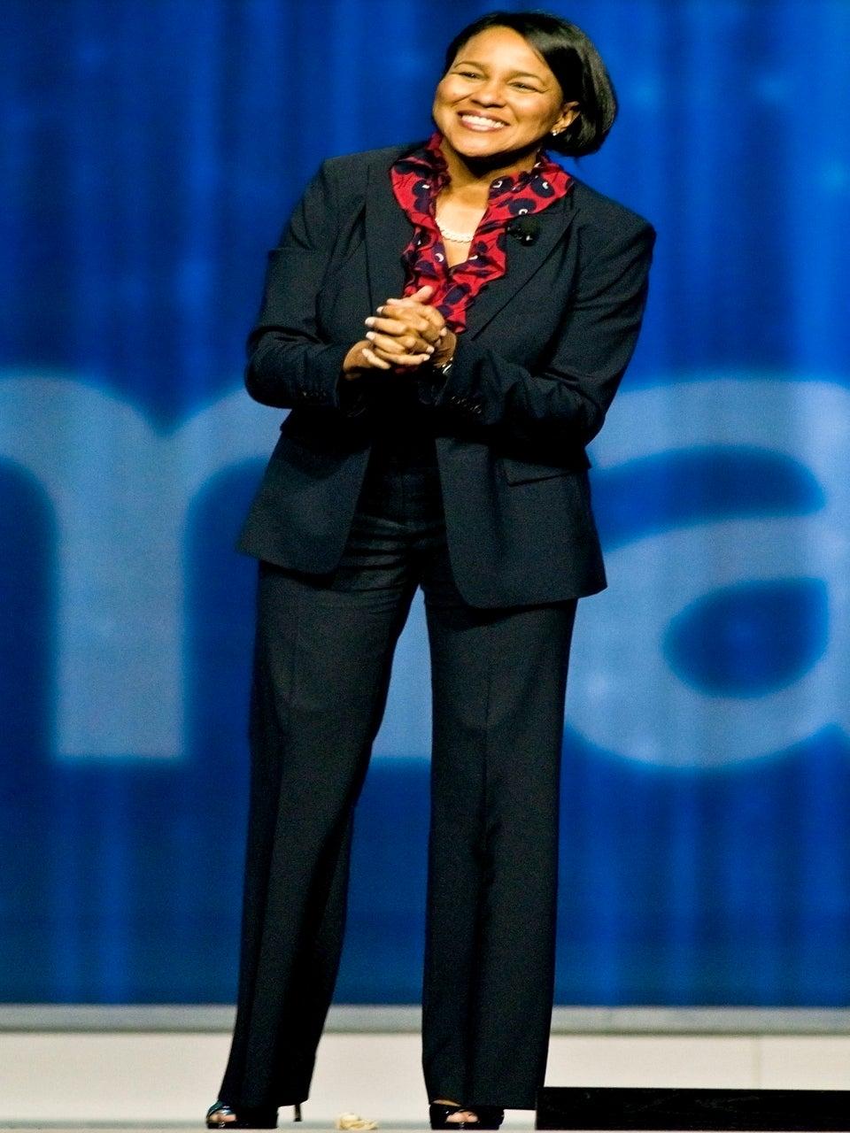 Fortune Magazine Hosts Most Power Women Speaker Series Featuring Sam's Club CEO Rosalind Brewer