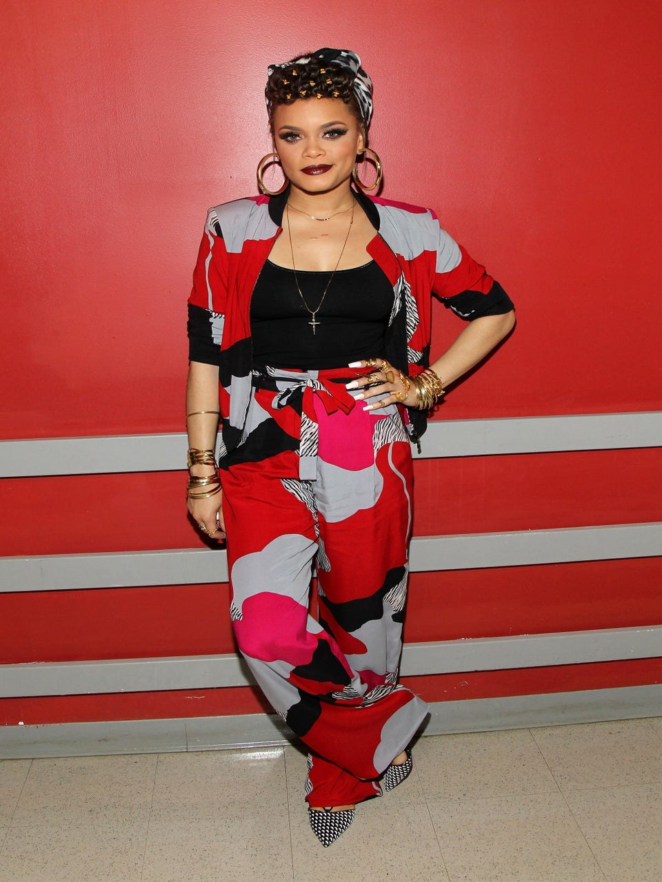 Andra Day: 'No Hateration or Holleration' at Empowering ESSENCE Fest