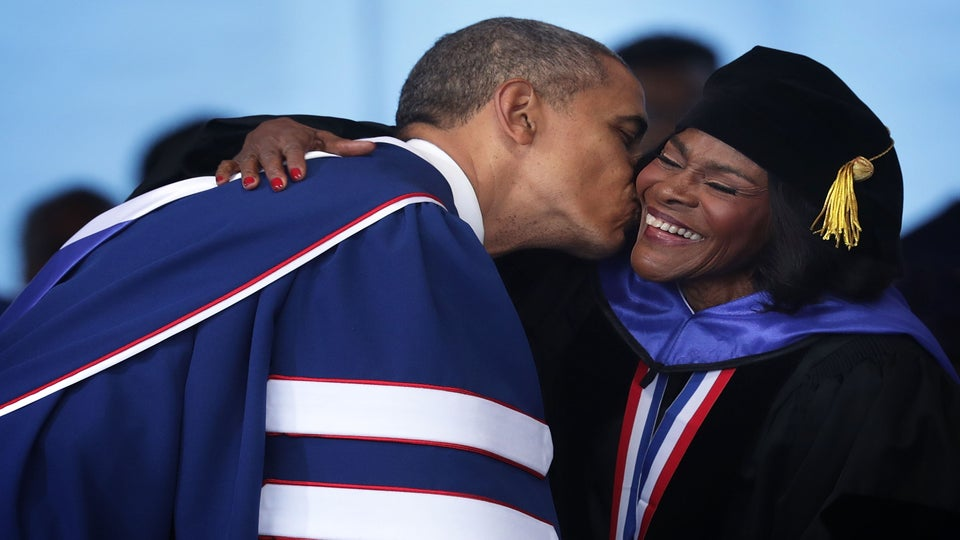 President Obama Gives Inspiring Speech at Howard University Graduation,'Be Confident In Your Blackness'