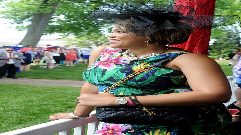 A Black Fashion Journalist Went to The Kentucky Derby and Here's What Happened