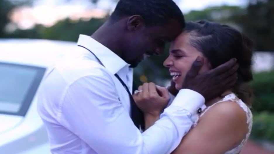 Lance Gross Posts Never Before Seen Wedding Video In Honor Of First Anniversary