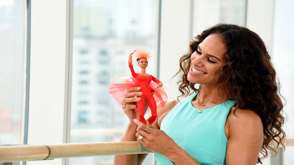 Misty Copeland Scores Her Very Own 'Sheroes' Barbie