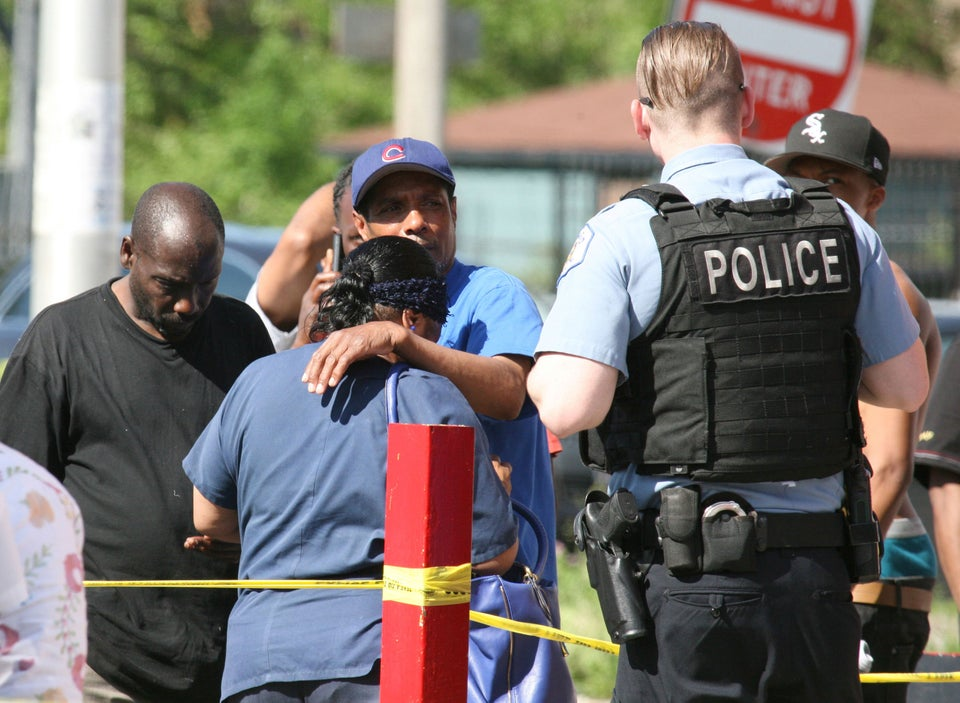 More Than 60 Shot in Chicago Violence Over Memorial Day Weekend