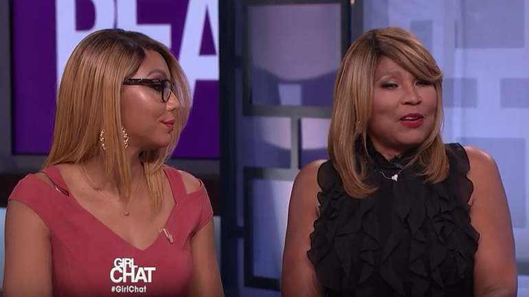Tamar Braxton Is Trying To Help Her Mom Find a Man, And This Is Why It's Not Working