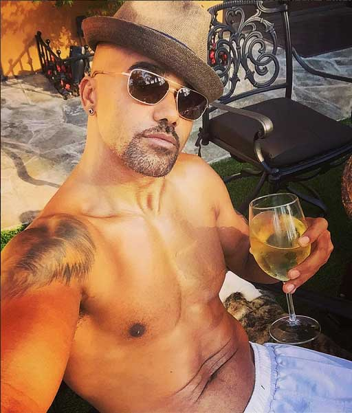 Shemar Moore Goes Shirtless For the 'Gram, Gets Everyone Talking About His Abs and Dance Moves
