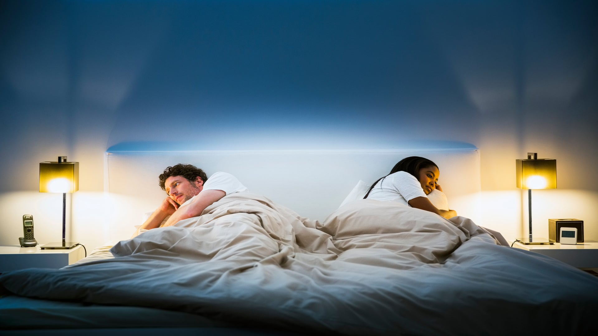 Intimacy Intervention: 'Suddenly My Man Doesn't Want to Sleep With Me Anymore'