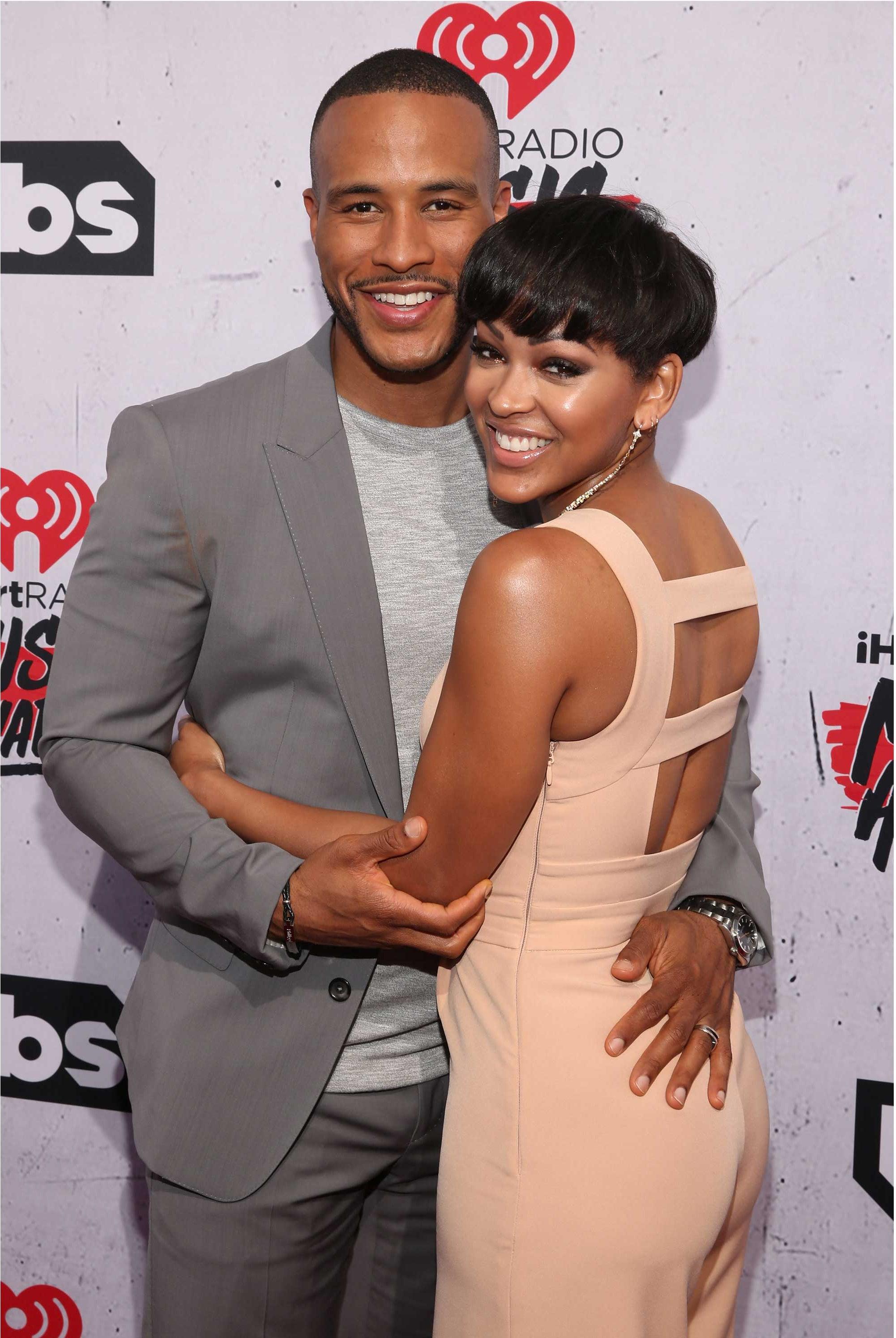 Black Celebrity Couple