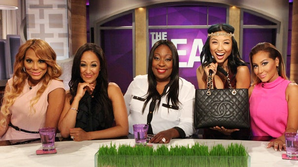 Loni Love Speaks Out About Tamar's Departure As Co-Hosts Show Support