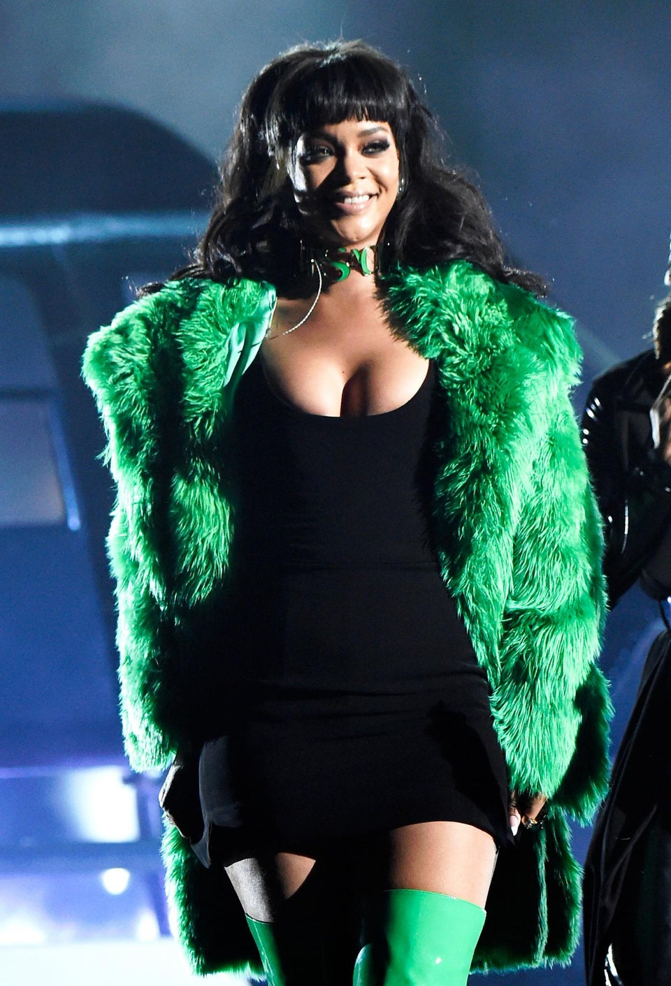 Rihanna Ties with Michael Jackson for Third-Most Top Tens