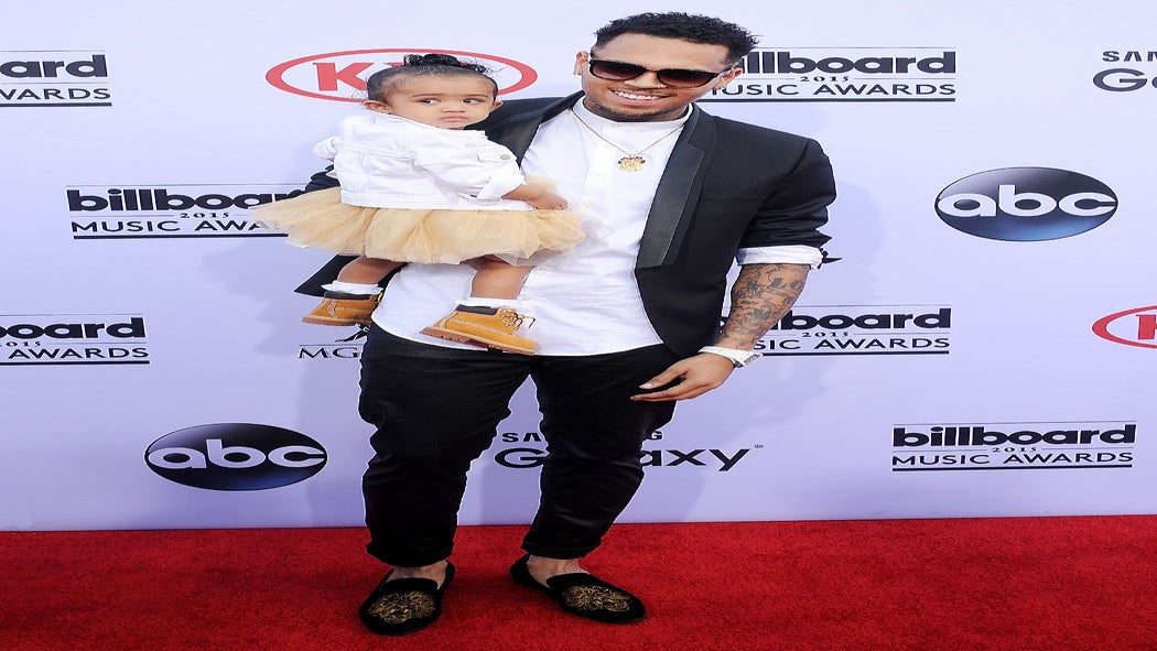 Nia Guzman Gets Honest About Co-Parenting with Chris Brown