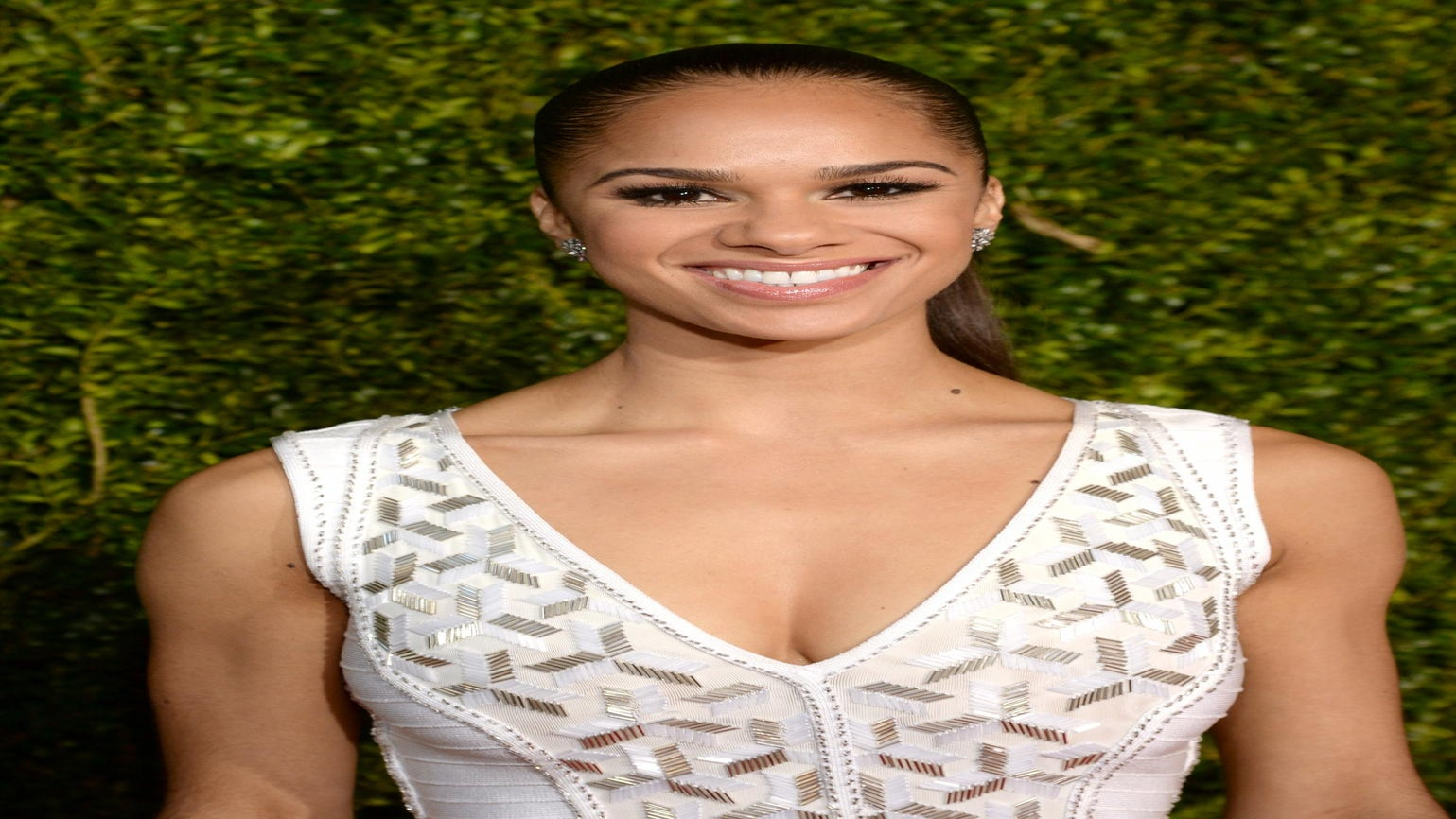 Misty Copeland's Wedding Dress By Inbal Dror Might Look Something Like This