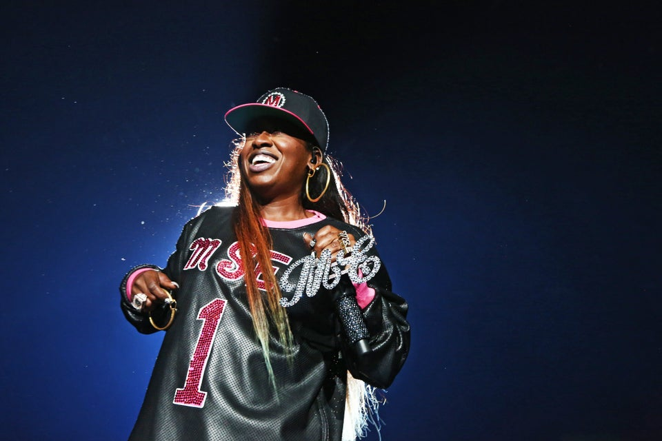 "Missy Elliott Marks 20th Anniversary Of Aaliyah's ""One In A Million"" Single"