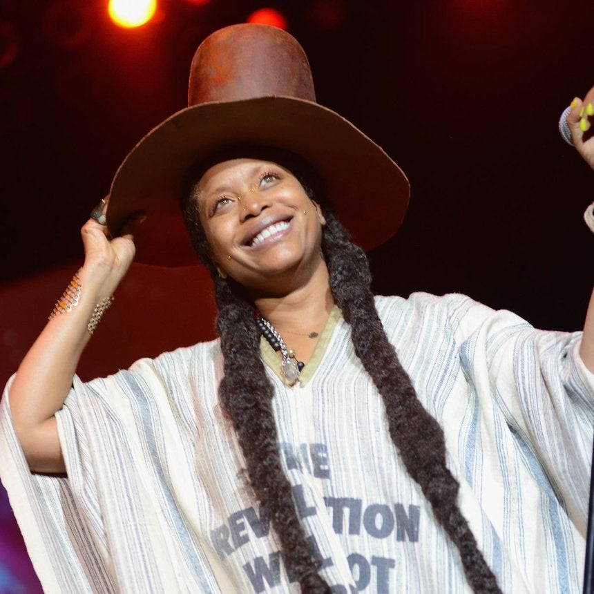 The Video Of Erykah Badu Dancing In Her Underwear Is All Of Us