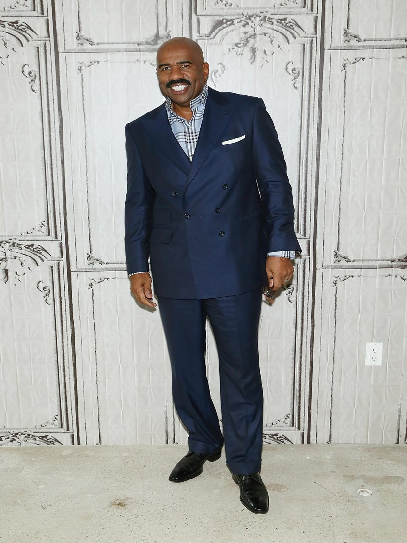 Steve Harvey Opens Up About Being Homeless During His Early Career