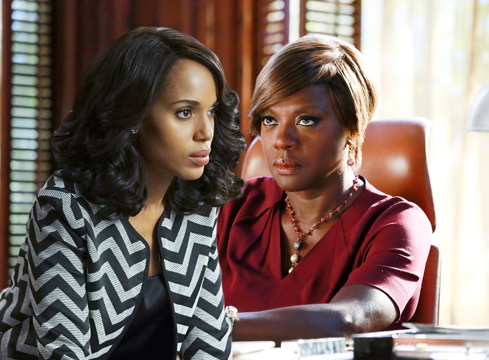'Scandal' And 'How To Get Away With Murder' Crossover