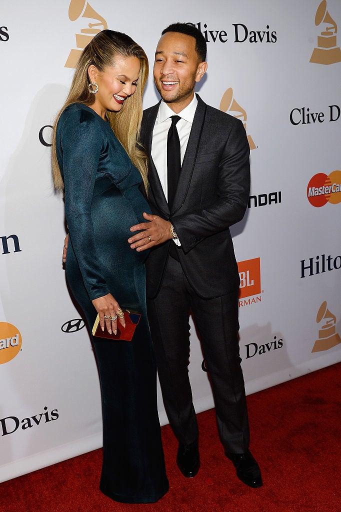 In Defense of My Wife: John Legend Addresses Chrissy Teigen's Mom-Shamers