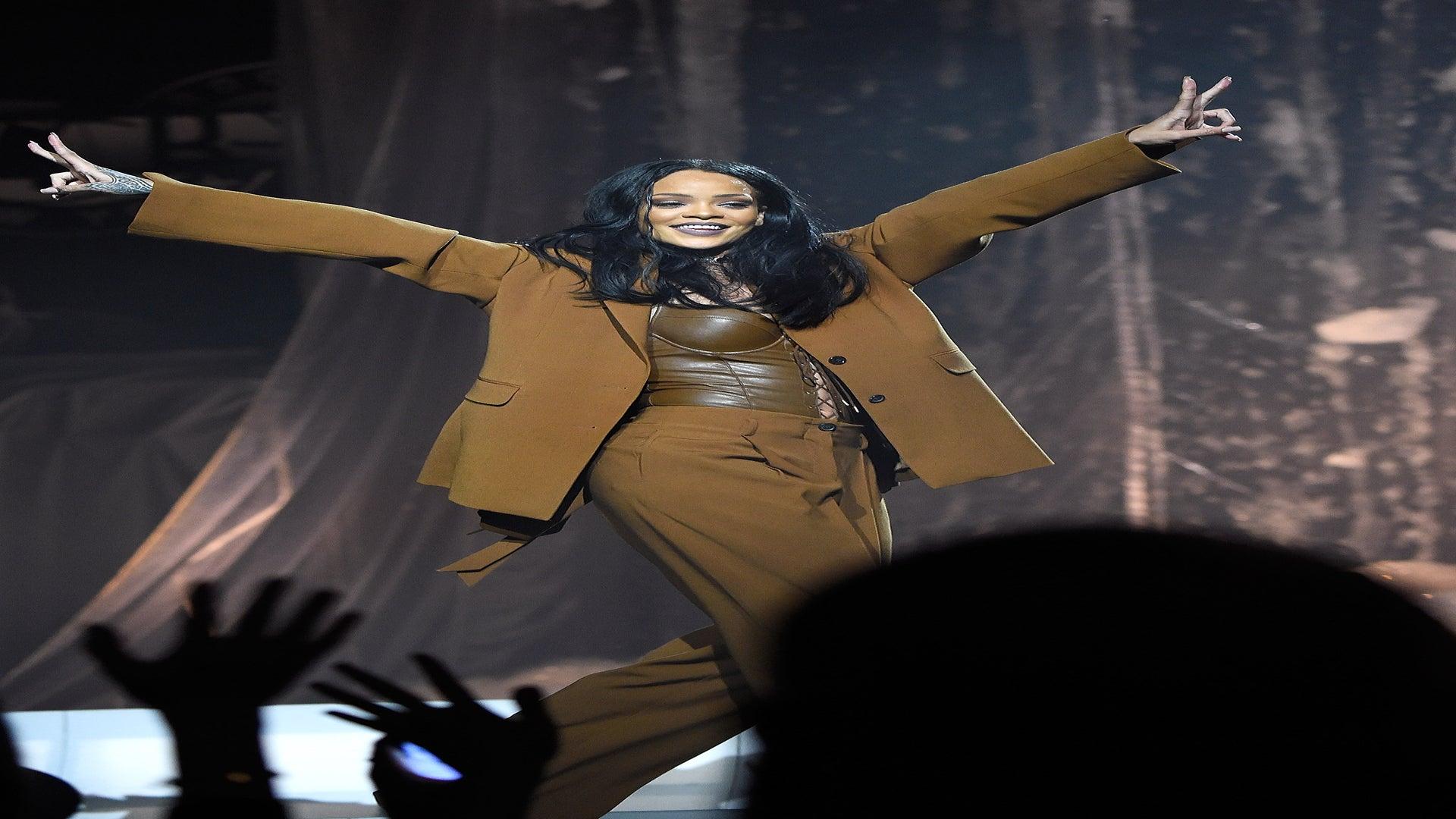 Rihanna Launches Global College Scholarship Program
