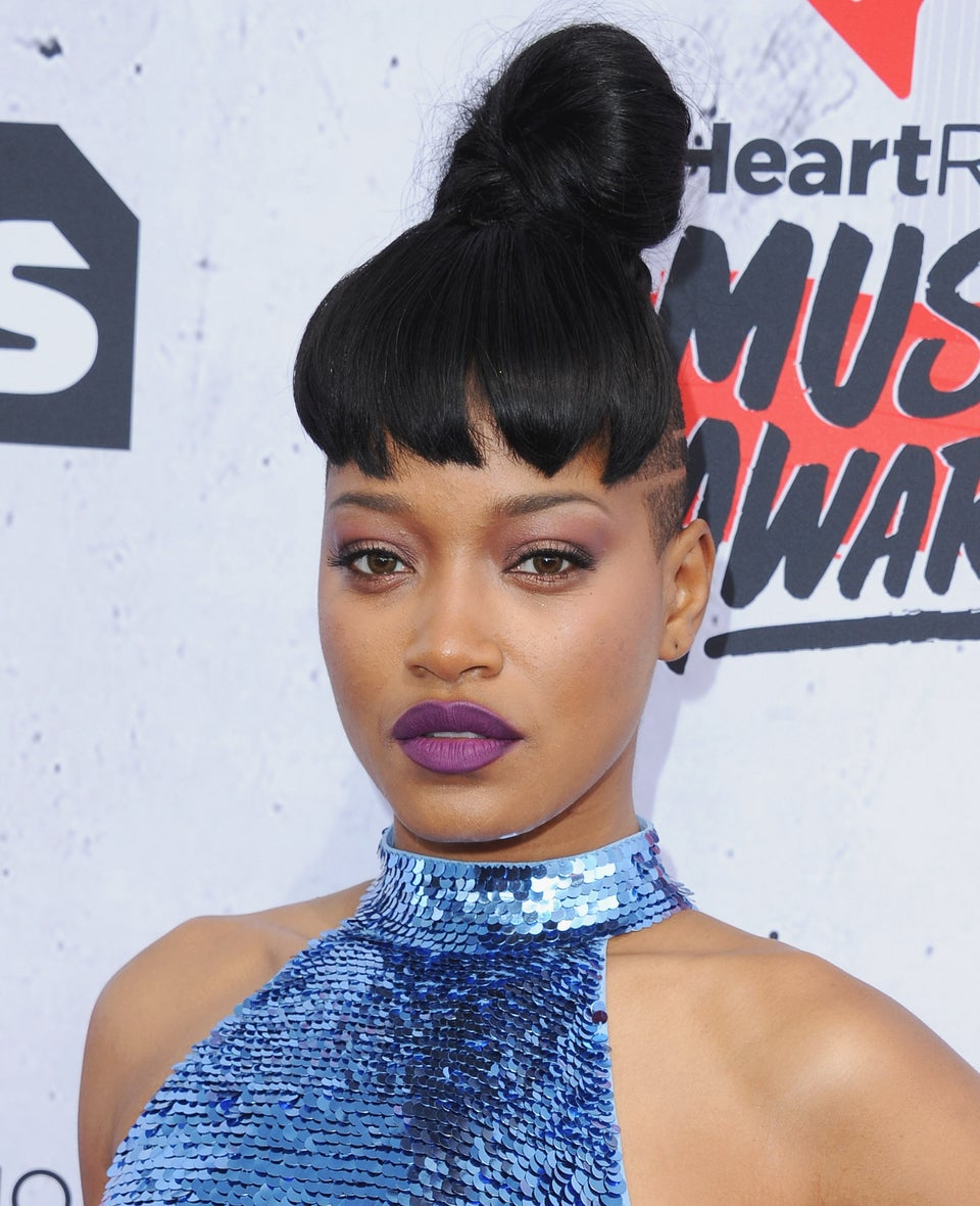 """Keke Palmer to Her Haters: """"I Can Take Any of the Sticks and the Stones Thrown at Me"""""""