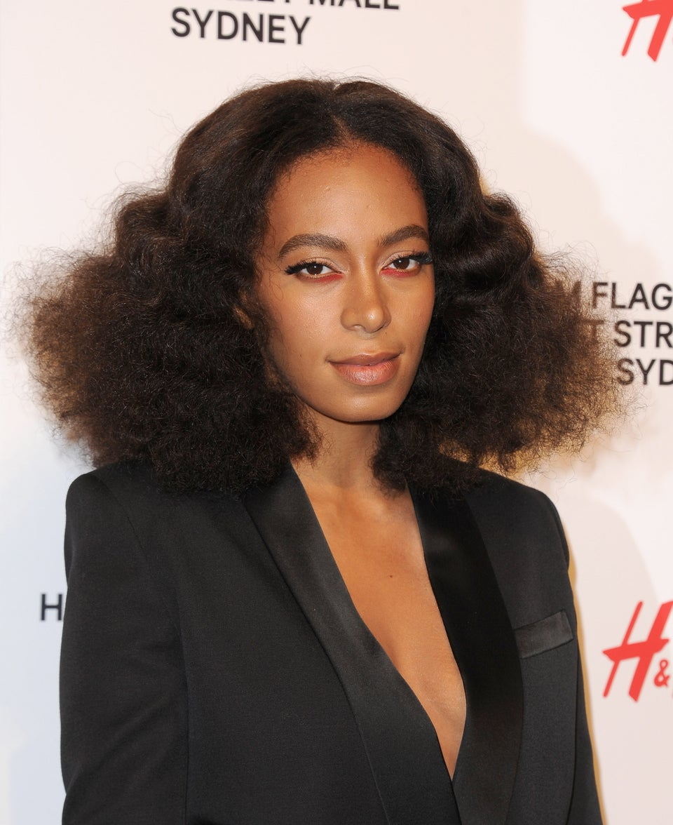 Solange Responds to Fan Who Questions Why Her Son Speaks French