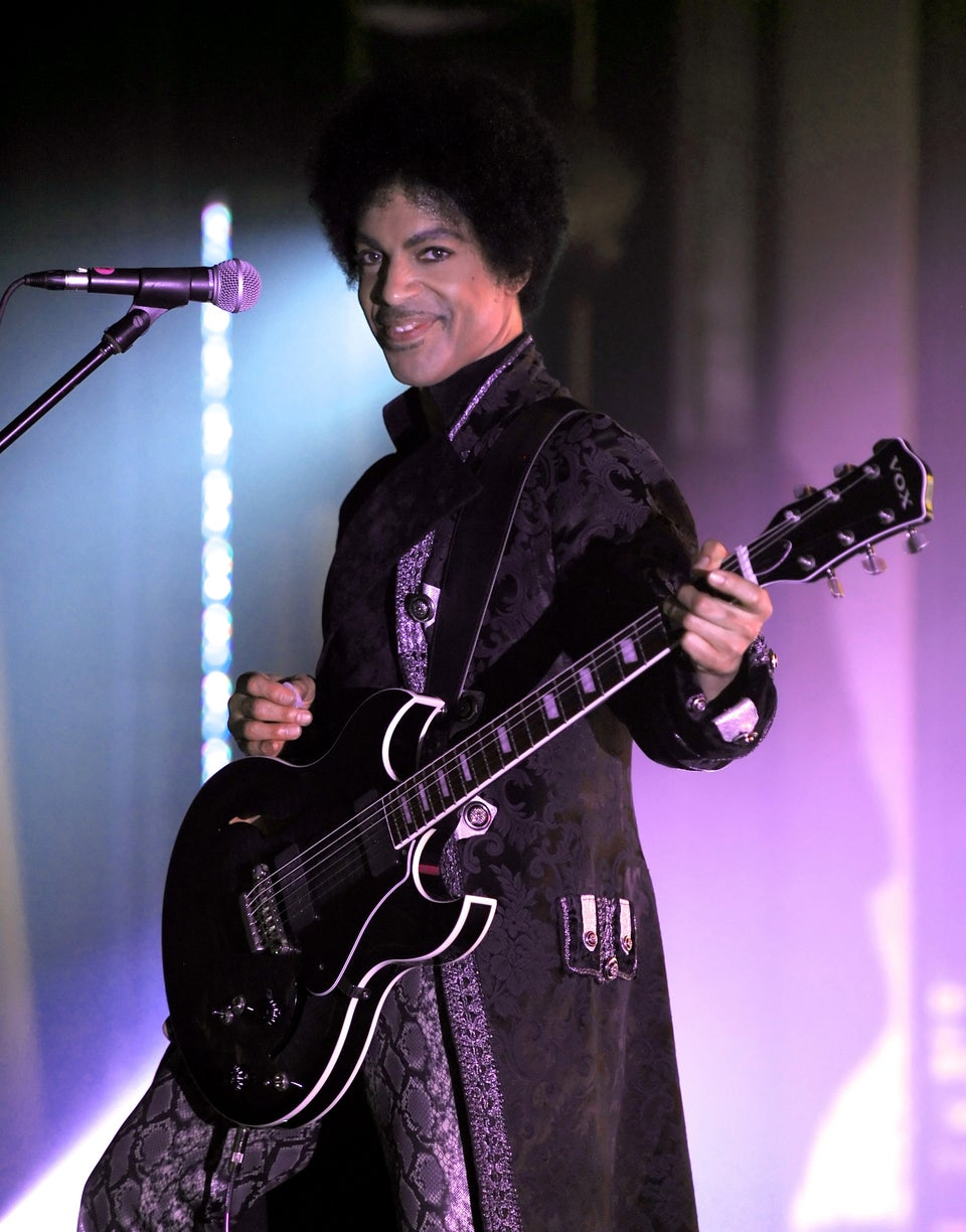 Prince to be Honored at BET Awards 2016 with Star-Studded Tribute
