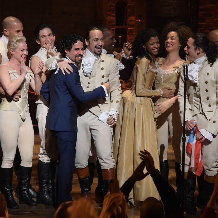 Scenes From 'Scandal' And 'Do The Right Thing' Get The 'Hamilton'