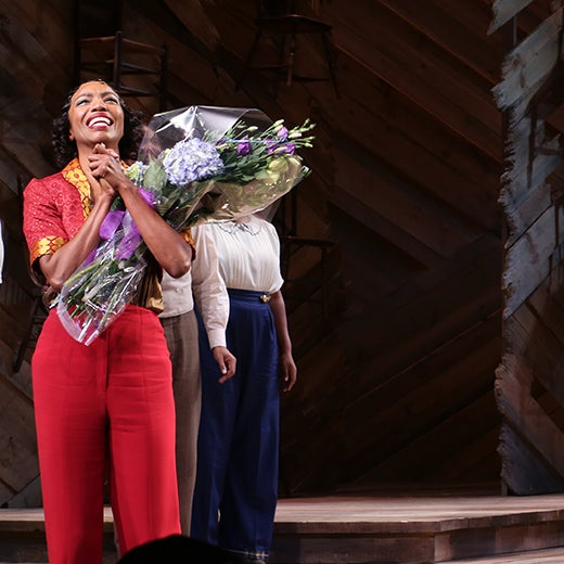Heather Headley on Her Triumphant Return to Broadway in 'The Color Purple'