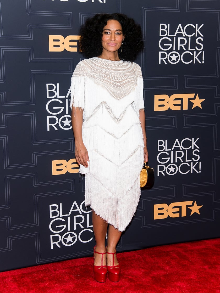 How Tracee Ellis Ross is Prepping for the BET Awards
