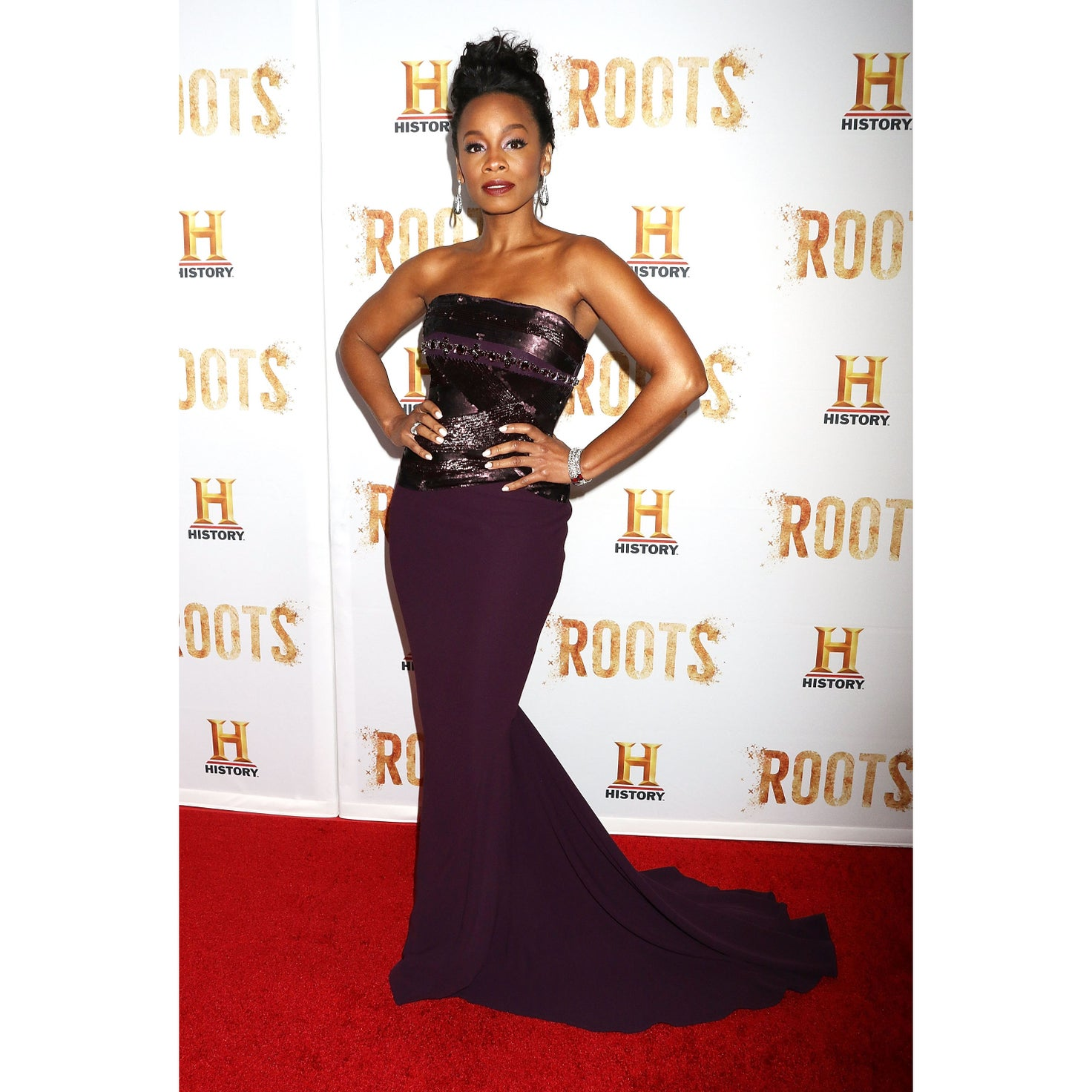 Anika Noni Rose Set To Produce And Star In Shirley Chisholm Film